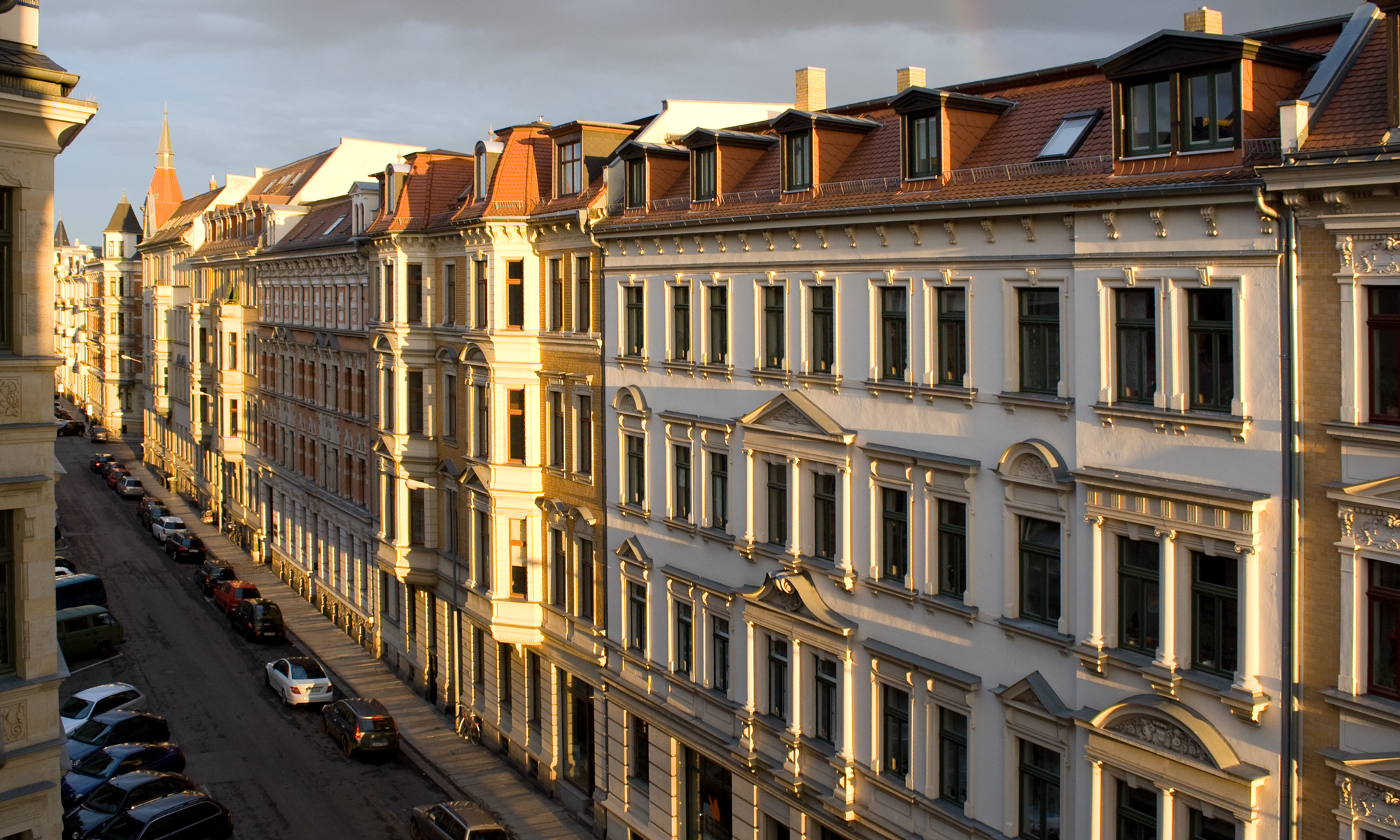 Waldstraßenviertel Leipzig